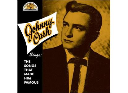 ORG47101 ORG Music  Johnny Cash Sings the Songs That Made Him Famous(LP)